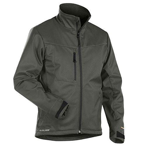 Blaklader 495125174600L Original Softshell Jacket Army Green Size L