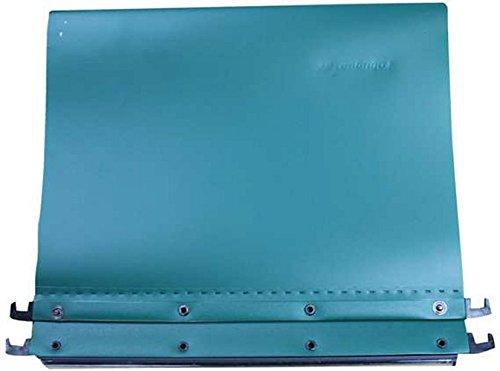 5x 1x Set di file sospese LOblique 30mm Extra per armadi riempimento Green 25