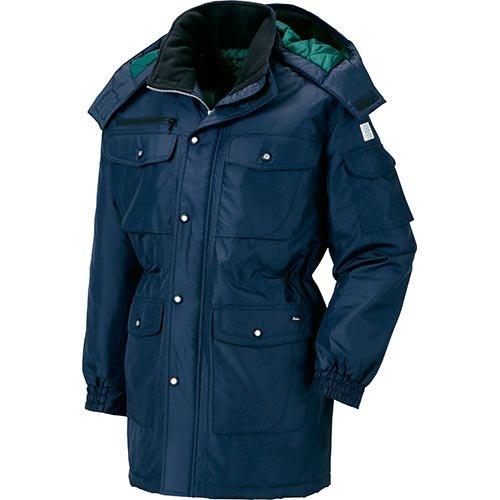 ジーベック リサイクリーンめちゃ軽 コート 大きいサイズ 10/紺 151 B01N0LAYIX 6L