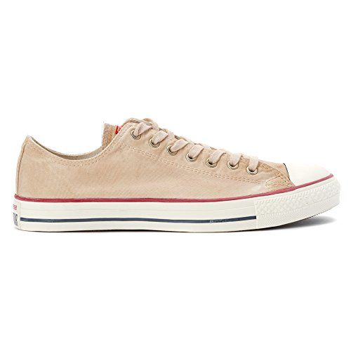 Converse Chuck Taylor All Star Season Ox, Zapatillas Unisex adulto Multicolor (Turtledove)