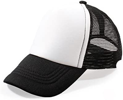 b4e1d42f8aa Eforstore Kid s Toddler Classic Summer Polyester Foam Front High Crown Golf  Style Mesh Back Caps Snapback