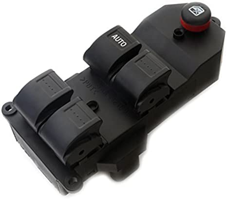 Eynpire 9108 Power Master Control Window Switch For 2001-2005 Honda Civic
