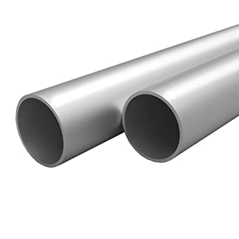 Aluminium Rohr Aluminiumrohr Alu Rundrohr Ø 40 x 3 mm *Länge bitte auswählen*