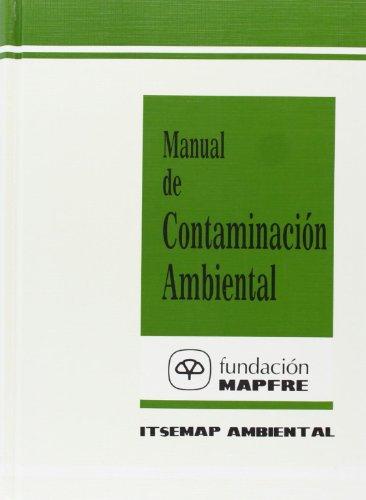 Manual de contaminación ambiental