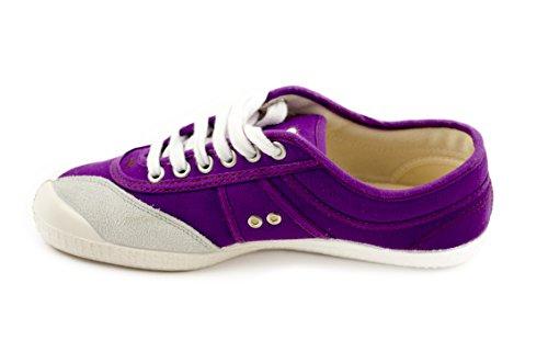 Unisex Rainbow Viola Basic Sneakers Kawasaki tdwB1xnqFF