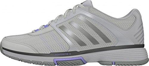 Ss15 White Women's Barricade Chaussure Team 4 De Adidas Tennis 0Fwpaq0