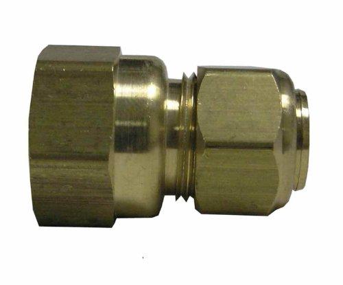 foto de Watts LFA118 Compression Female Adapter, 3/8-Inch OD x 1/2-Inch ...