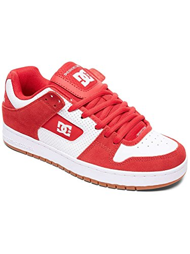 Manteca DC 10UK Red White Red nw8qwAzTF