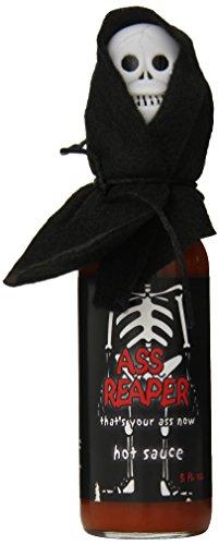 - Ass Reaper Hot Sauce, 5 Ounce