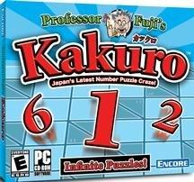 (PC PROFESSOR FUJI'S KAKURO)