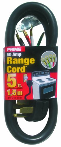 50a cord range - 4