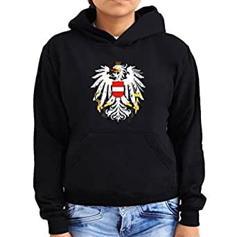 Austrian Heritage Women Hoodie