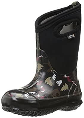 Amazon.com | Bogs Kids Classic Woodland Winter Snow Boot