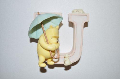 Classic Pooh Classic Winnie the Pooh - Alphabet Letter U Winnie the Pooh
