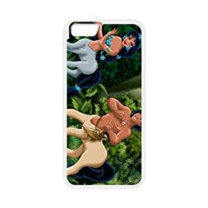 aladdin and jazmine centaurswide iPhone 6 4.7 Inch Cell Phone Case White yyfD-303157