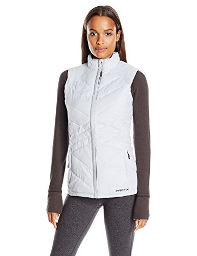 Arctix Women's Uptown Vest, White Cap Gray, ()