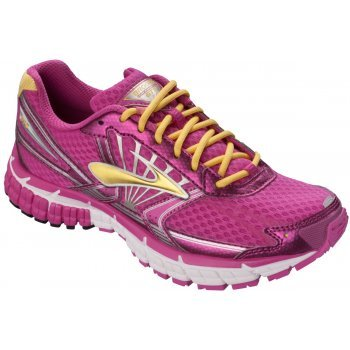 e5d9b43af96b5 Brooks Kids Adrenaline GTS 14 Road Running Shoes Pink Girls Size  UK 4   Amazon.co.uk  Shoes   Bags