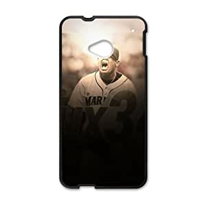 Seattle Mariners HTC One M7 case