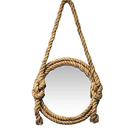 41-pRw7zHiL._SS450_ Rope Mirrors and Rope Hanging Mirrors