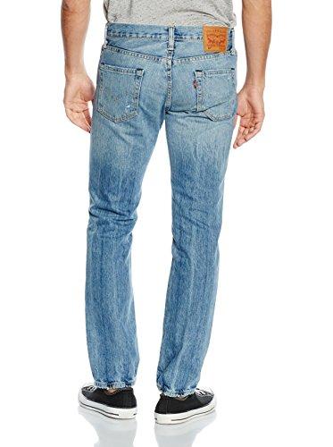 denim Uomo Slim Levi's 1853 Blu Jeans 511 Chiaro BAWRnBXvpq