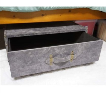 Ultimate Underbed Drawer Trunk Without Wheels