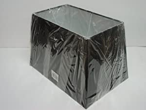 Black Rectangular Lamp Shades: 13
