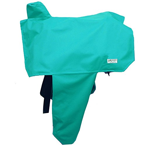Nylon Western Saddle Cover - 1