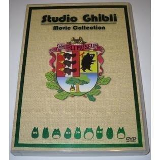 studio ghibli collection movie dvd