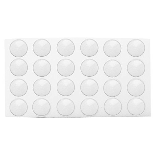 Tray Liner for Gemstones or Charms Liner (24 Jars) Jars Measure 1 3/4