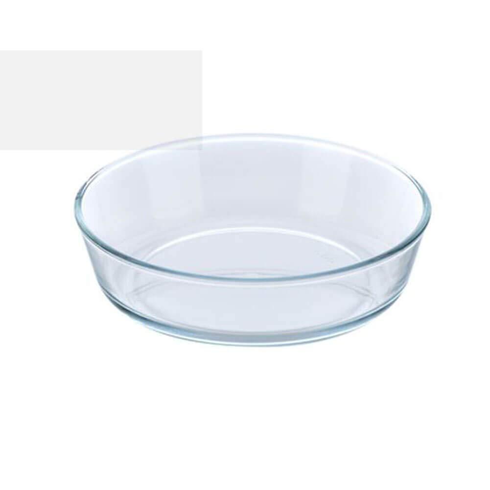 Livingglass Brosilicate Glass Oven Spagetti Plate BPA FREE (71oz)
