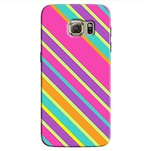Cover it up Pop Pink Print Samsung Galaxy S7 Edge Hard Case