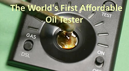 Lubricheck Motor Oil Tester - Instantly Know If Your Oil Needs Changing! - Buy Online in UAE ...