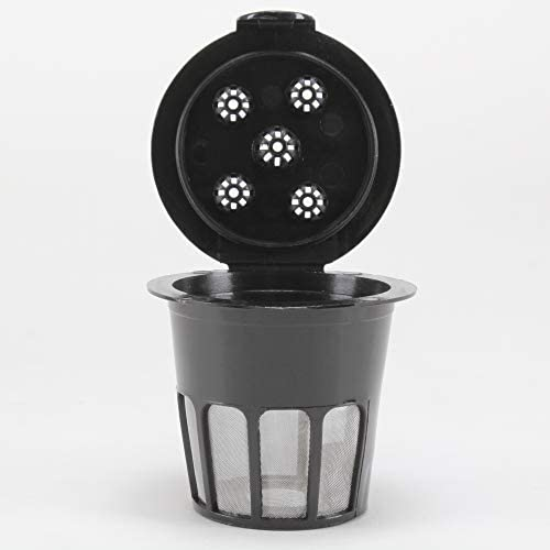 Perfect Pod Cafe Supreme Reusable Single Serve Coffee Filter Cup | Compatible with Keurig Okay Supreme Coffee Maker