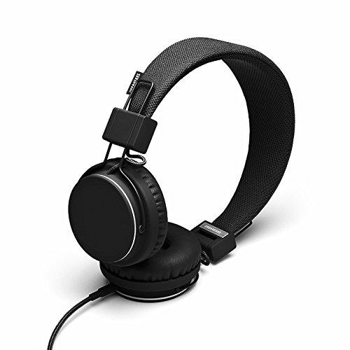 Urbanears Plattan Headphones Black 4091009