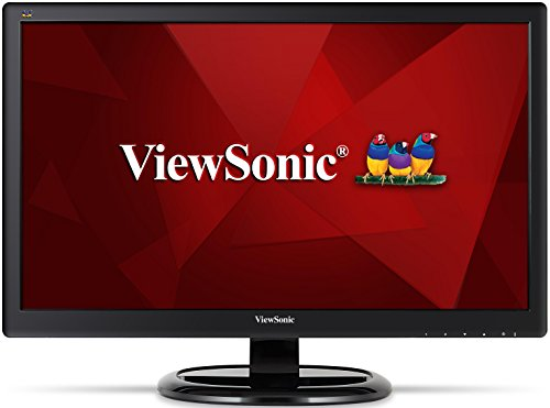 ViewSonic VA2265SH 21.5 Zoll SuperClear MVA LED-Monitor (1920 x 1080, 3000:1, VGA/HDMI)