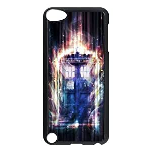DIY iPod Touch 5 Case, Zyoux Custom New Fashion iPod Touch 5 Cover Case - Doctor Who