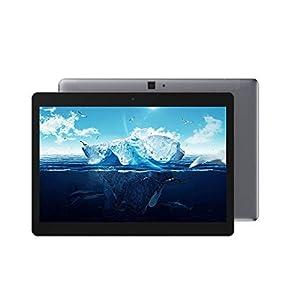ALLDOCUBE M5XS 4G LTE Tablet, 10.1″ HD Dispaly,3GB RAM,32GB ROM,Android 8.0,WiFi、Bluetooth,2MP/5MP Camera,Black