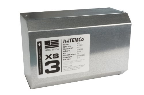 TEMCo XS3 Static Phase Converter PC0010  - 3 Phase Single Phase Shopping Results