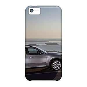 New Style Tpu 5c Protective Cases Covers/ Iphone Cases - Grey Bmw X5 Side View