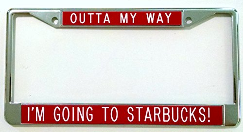 Personalize This Frame With Your Own Favorite Starbucks - Sign Fast Email Up