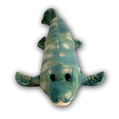 Paleozoic Pals Tiktaalik Fishapod Plush: Toys & Games