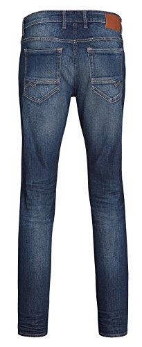 MAC Herren Jeans Arne Pipe 0517 darkblue vintage H688