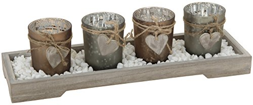 tealight candle tray - 5