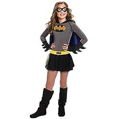 Rubie's Costume Boys DC Comics Batgirl Dress Costume, Large, Multicolor, 887658