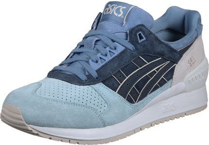 Asics - Gel Respector Platinum Collection Taupe Grey - Sneakers Unisex Azul