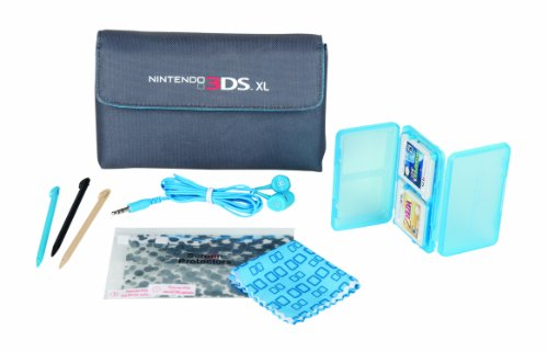 3ds xl cases and starter kits - 3