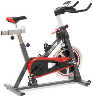 Bicicleta de spinning / Indoor Toorx SRX 50: Amazon.es: Deportes y ...