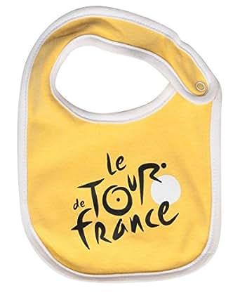 Babero Tour de France Amarillo 2014