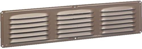 84115 16x6 Mill Undereav Vent,No 84115 Air Vent Inc. AIR VENT INC