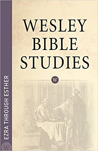 Book Wesley Bible Studies - Ezra Through Esther